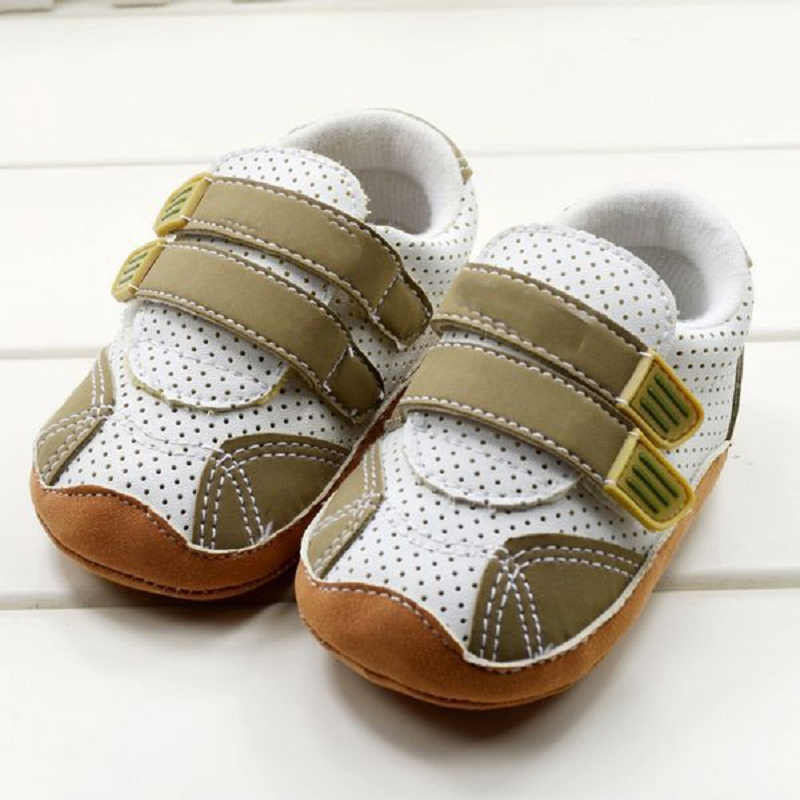 Fashion Boys Baby Breathable Toddler Shoes Soft Bottom Non