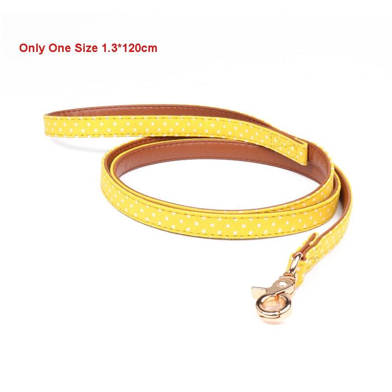 Yellow Leash