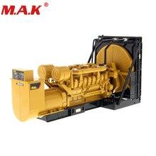 1/25 масштаб 3516B посылка генераторная установка-литая модель № 85100 инженерные транспортные средства Щит Модель машины для сбора