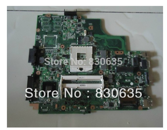 X43S laptop font b motherboard b font X43S 50 off Sales promotion A43S FULL TESTED ASU