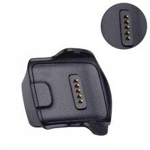 Для samsung gear Fit R350 зарядка USB зонд Магнитный Интерфейс док-станция зарядное устройство быстрое зарядное устройство ABS Смарт-часы