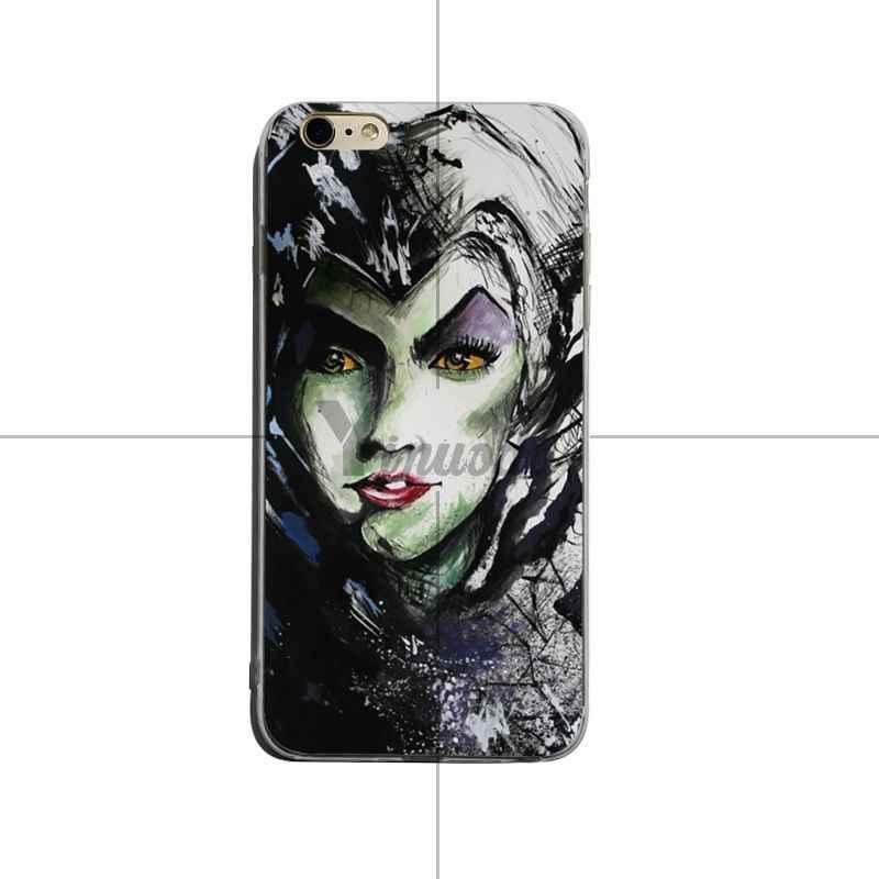 Yinuoda ينكولن الأطفال Moive فيلم الأصلي شفافة لينة tpu غطاء إطار هاتف محمول ل فون 6 زائد 6 ثانية 7 زائد 8 زائد X XS XR كوكه شل