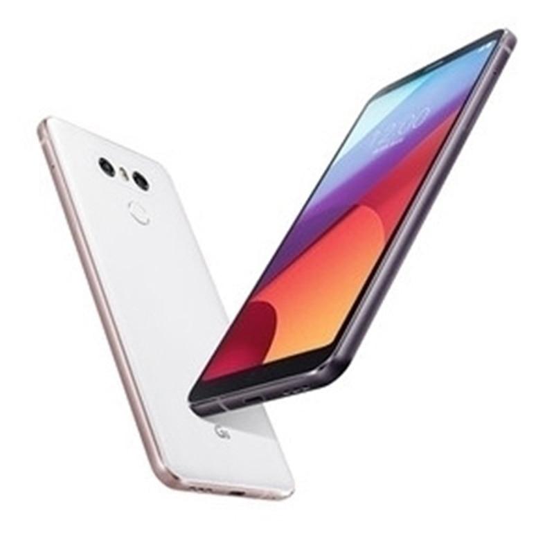 Разблокированный мобильный телефон LG G6 H870DS 64 Гб/H871 32 Гб четырехъядерный двойной 13 МП камера 821 одна/две sim-карты 4G LTE 5,7 дюйма