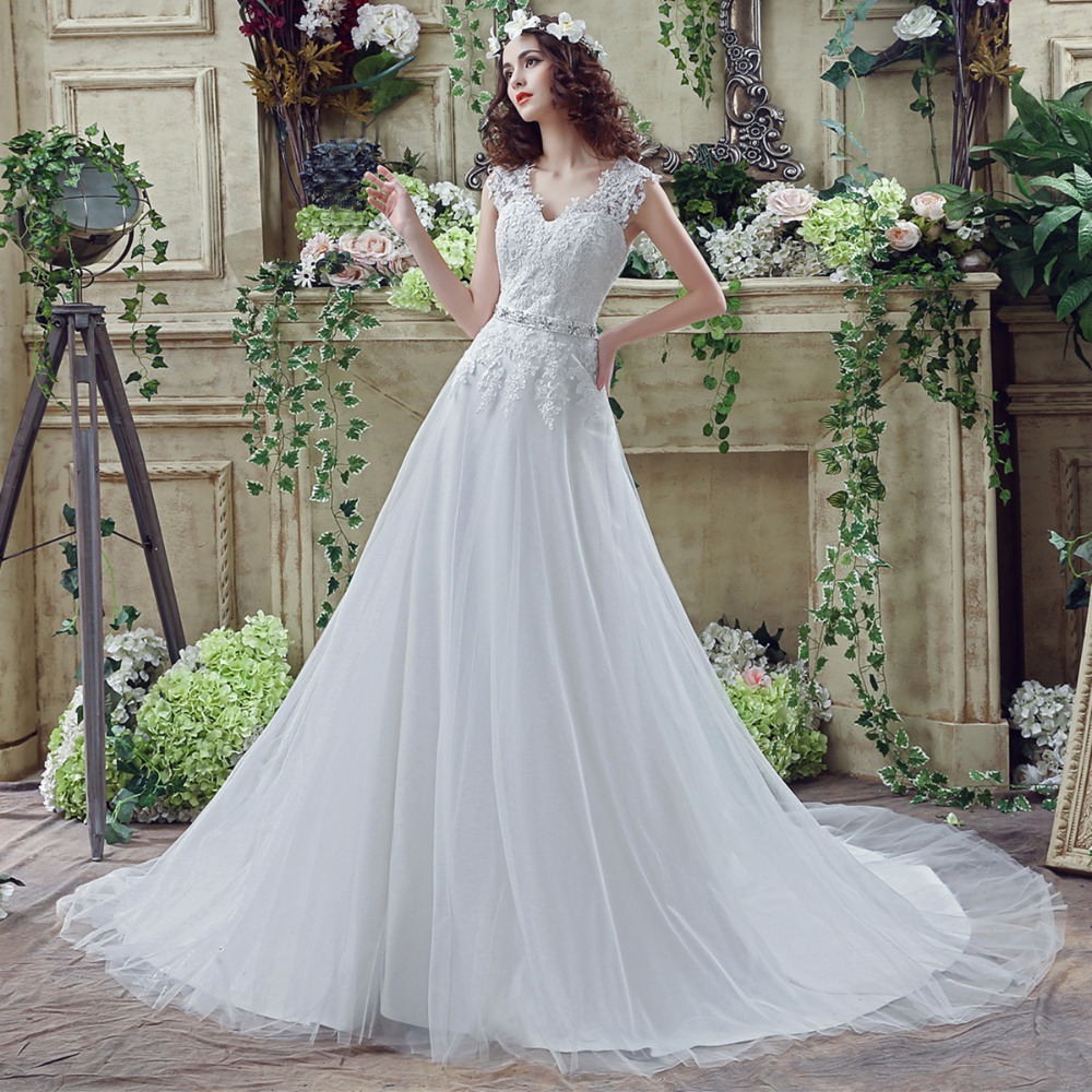Contemporary Vestidos Novia Low Cost Ornament - All Wedding Dresses ...