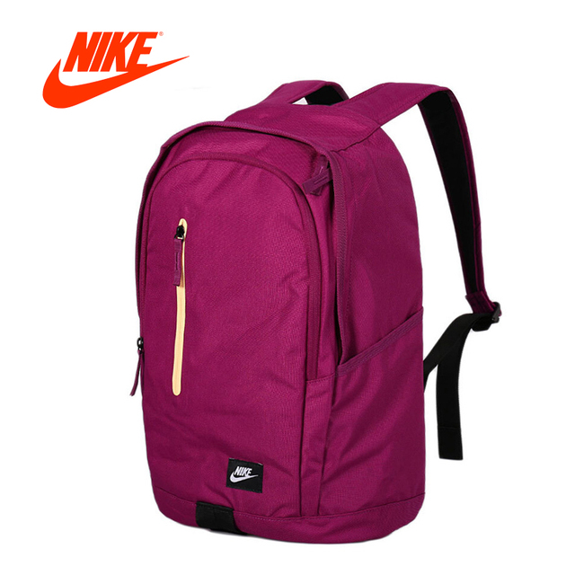 8ba3ecf070 Original New Arrival Official NIKE NK ALL ACCESS SOLEDAY Unisex Backpacks  Sports Bags