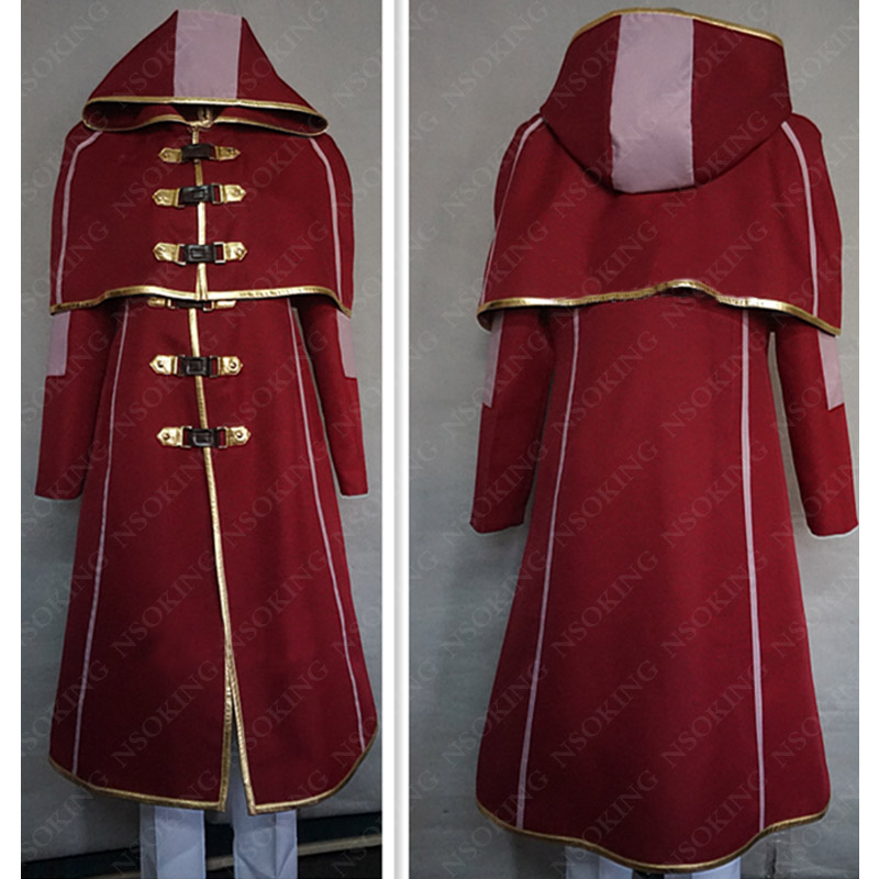 Anime Game Final Fantasy FF Type-0 cosplay costumes image