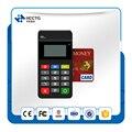 Móveis MPOS terminal de pagamento NFC & IC chip de Leitor de Cartão Magnético leitor de cartão com teclado-HTY711