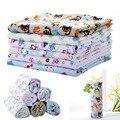76x76 cm de Dibujos Animados Mantas de Bebé Recién Nacido Swaddle Algodón Manta Toalla cobertor infantil Entrega Al Azar