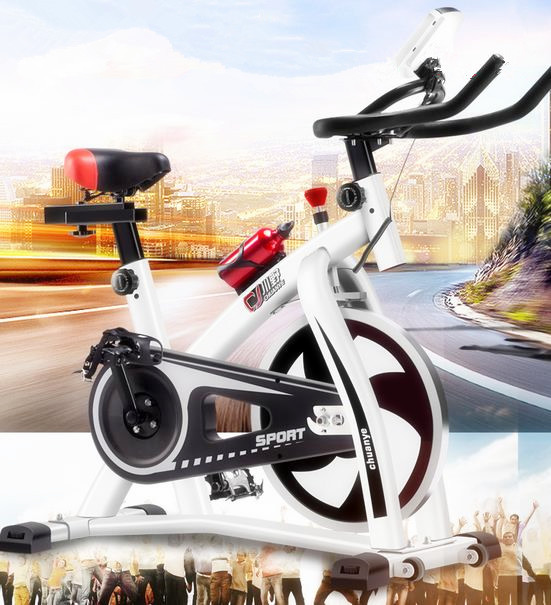 Chrismas gifts Dynamic sense Single car Household ultra-quiet indoor pedal exercise fitness equipment Exercise bikes цена