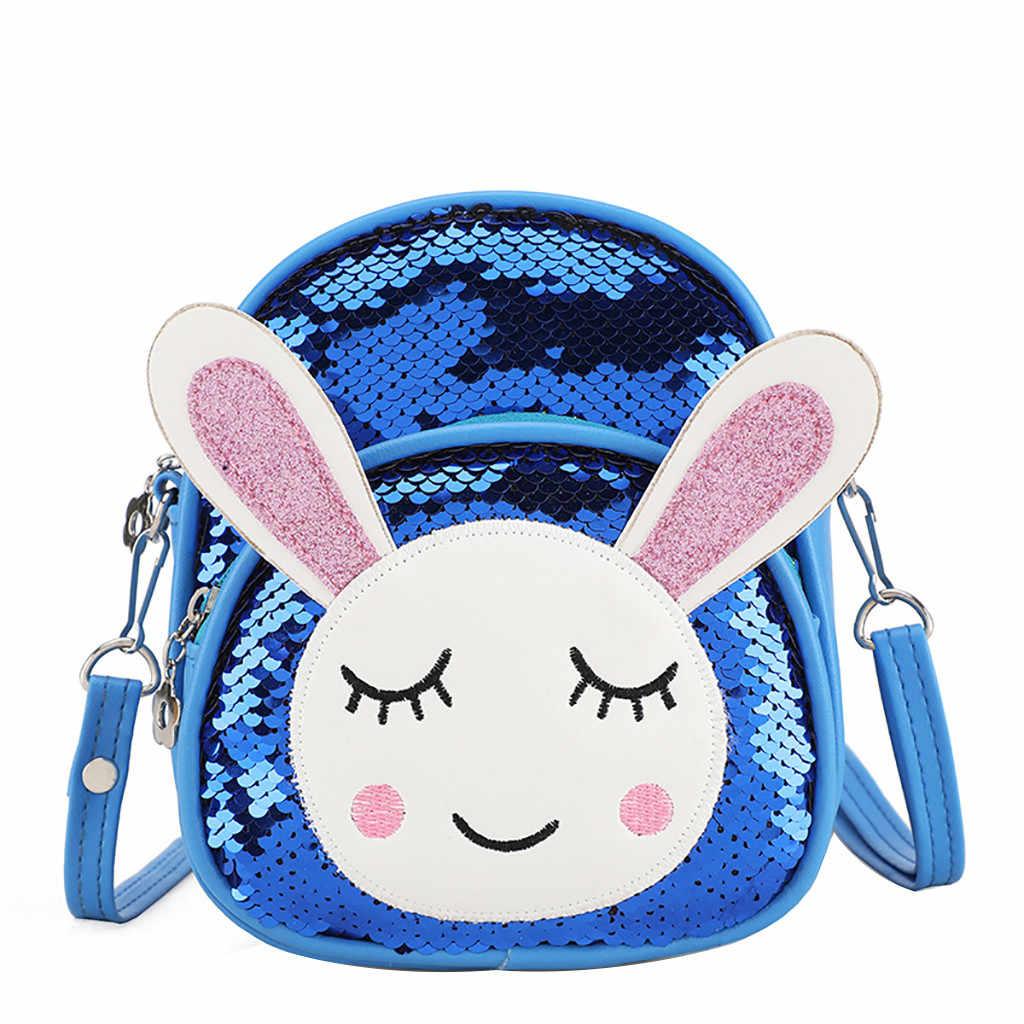 Новый Дизайнерский Модный женский рюкзак из искусственной кожи, простая милая сумка на плечо с блестками, Студенческая сумка для девочек-подростков, Прямая поставка
