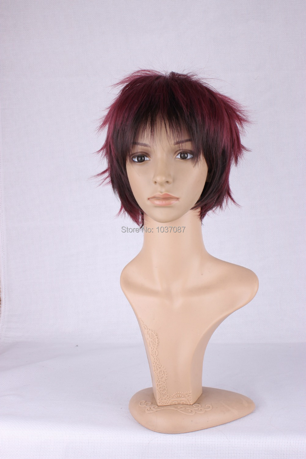 Cosplay Wigs Real Hair 89