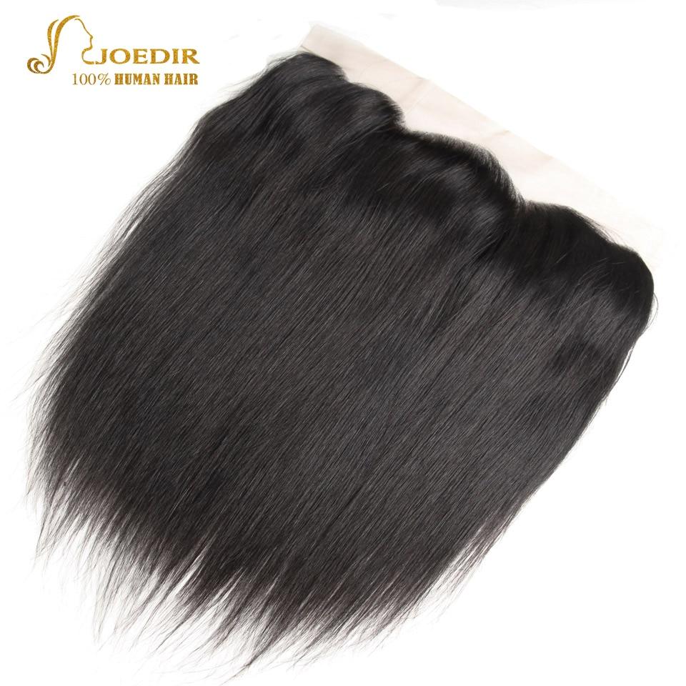 JOEDIR Hair 13x4 Lace Frontal Closure Free Parte Pre-Colored - Equipos para peluquerías