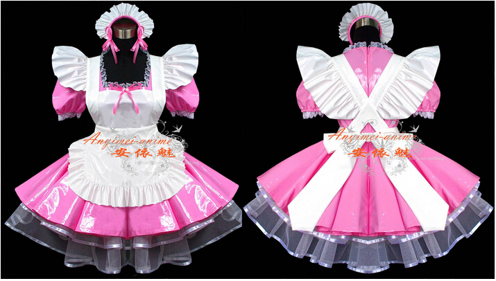 New Arrival Custom Made Maid Outfit font b Anime b font font b Cosplay b font