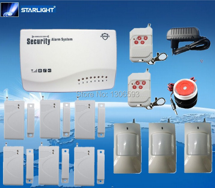 Wireless Security System Diagram Remote Video Surveillance System