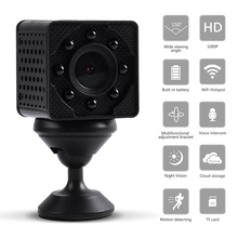hot deal buy puaroom hd 1080p wifi mini camera mini 4k wifi ip camera irrespecitive night vision led home wireless security surveillance