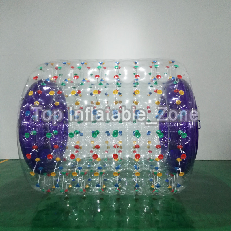 New Design Inflatable Water Roller Ball Beautiful Water Walking Ball For Kids And Adults Popular Water Roller For Pool And Sea