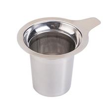 цены на Original Reusable Stainless Steel Mesh Tea Infuser Tea Strainer Teapot Tea Leaf Spice Filter Drinkware Kitchen Dining Tools в интернет-магазинах