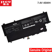 Jigu AA-PBYN4AB Оригинальный аккумулятор для ноутбука Samsung 530U3 530U3B 530U3C NP530U3C PBYN4AB батареи 7.4 В 45WH