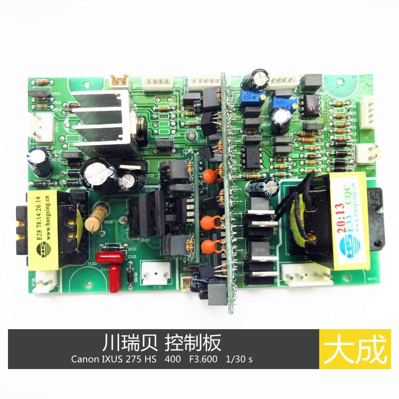 Zx7-400s Сварка машинный пульт управления с вспомогательными зарядами триггера 20:13
