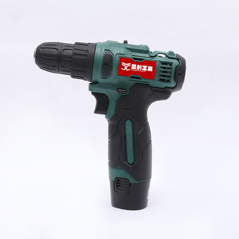 цена на Rechargeable Parafusadeira Furadeira Multi-function Cordless Electric Drill 12V Electric Screwdriver Lithium Battery  Power Tool