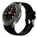 На складе 2016 DM368 Bluetooth Smart Watch Smartwatch 3 Г MTK6580 Android 5.1 Quad Core 512 МБ + 8 ГБ Наручные Часы с GPS Сердечного ритма