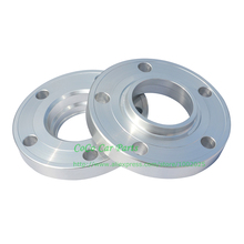 2pcs 10MM 15MM 20MM PCD 5x112 66.6 mm Tire Widened Flange Car Wheel Hub Spacer For Mercedes Benz