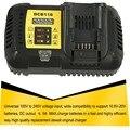 10 8 в-20 в батарея быстрое зарядное устройство DCB118 для Dewalt зарядное устройство литий-ионная батарея 10 8 В DCB101 DCB120/DCB203/DCB200 Бесплатная доставка