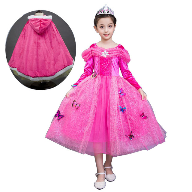 once upon cute childrens halloween costumes 2018 new girl princess cosplay costumes for 3 to 10