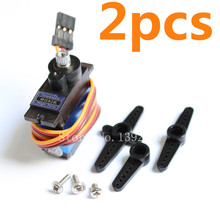 2pcs TowerPro Servo MG92B Digital Metal Gear 3.5kg/cm Torque For RC Model RC Plane RC Airplanes RC