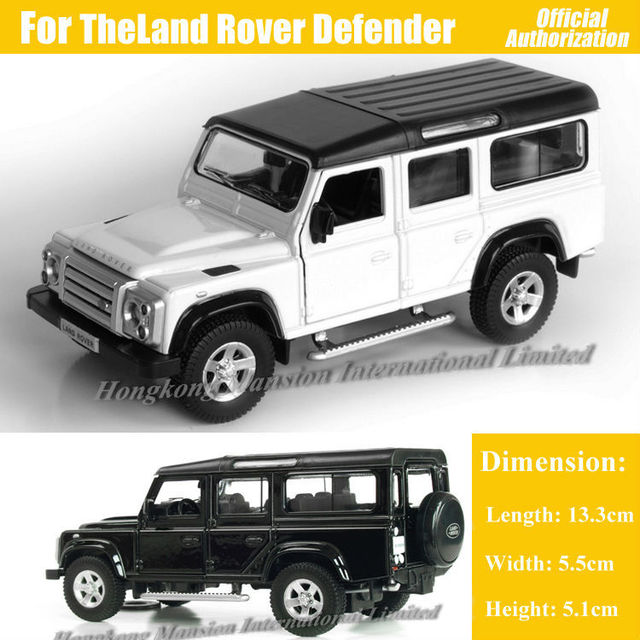 1:36 Scale Diecast Alloy Metal Luxury SUV Car Model For