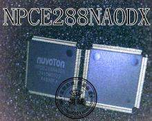 Free shipping NPCE288NAODX NPCE288NA0DX QFP, control the computer input and output, start the input and output circuit