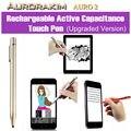 АУРО 2 точный щелчок емкостный стилус стилус для iphone ipad и устройств с ios системы