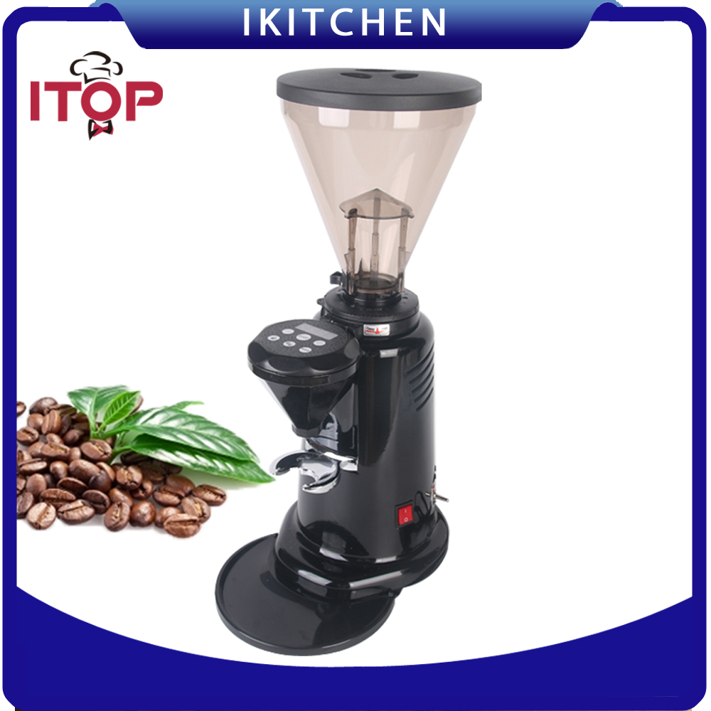 CG-700AC Professional Coffee Grinder Electric Coffee Bean Grinding Machine Commercial Coffee Bean Grinder mdj d4072 professional commercial household coffee grinder high quality electric coffee machine advanced grinding 220v 150w 30g page 2