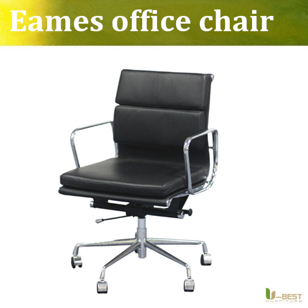 U-BEST high quality emes sofa pad office chair designer swivel chair genuine leather lift chair with aluminum leg sofa pad original 14 1366 x 768 wxga hd lp140wh6 tj a1 laptop led screen for 14z l412z