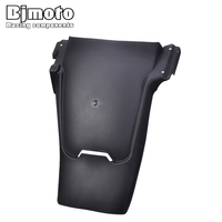 BJMOTO For BMW R1200GS LC 2013 2017 Rear Mudguard Fender Extension Motorcycle Mud Guard Extended Edition