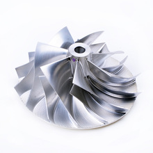 Kinugawa Turbo Billet Compressor Wheel 57.69/78mm 7+7 for Mitsubishi TE06H-24V