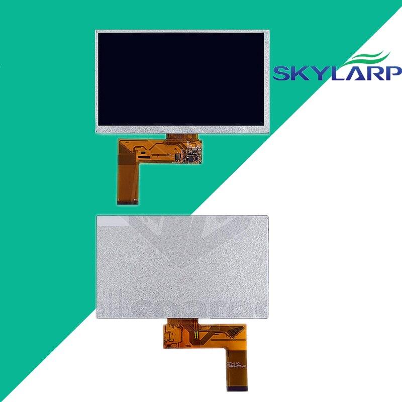 skylarpu 7 inch 40 pin LCD screen for font b Car b font Navigators font b