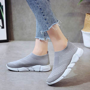 8bbb304249f53 YOUYEDIAN sneaker women summer shoes flat platform slippers