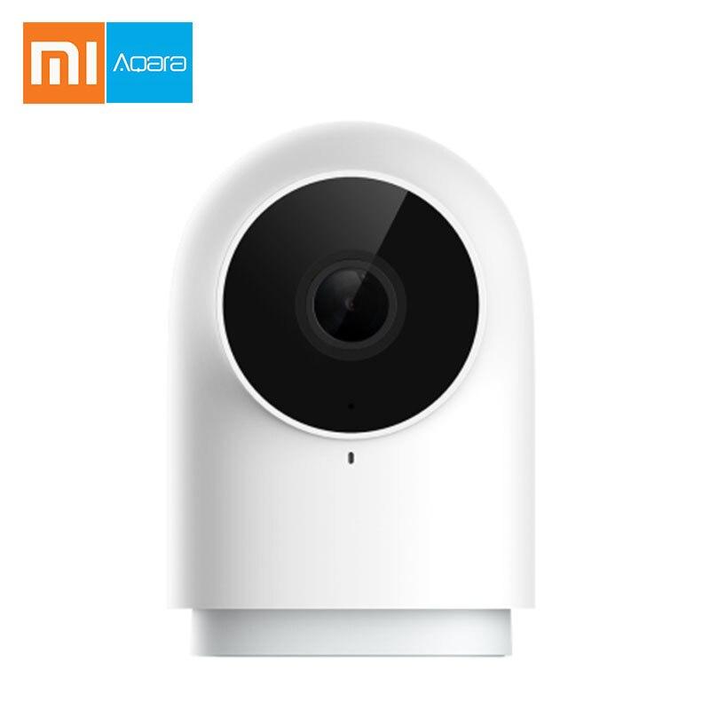 Xiaomi Aqara inteligentny aparat fotograficzny G2 1080 P brama Edition Zigbee inteligentne połączenie Wifi bezprzewodowe funkcja Linkagee w Kamery nadzoru od Bezpieczeństwo i ochrona na AliExpress - 11.11_Double 11Singles' Day 1
