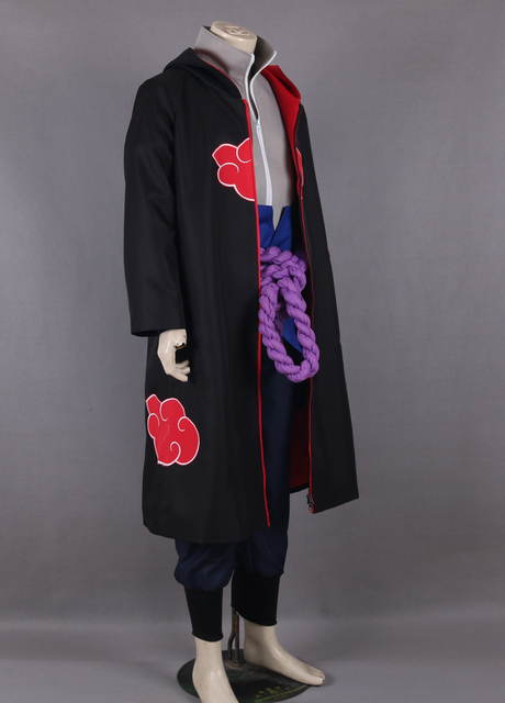 Naruto Eagle Organization Uniform Cosplay Costume