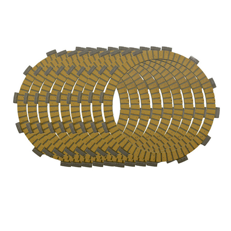 Motorcycle Engine Parts Clutch Friction Plates Kit For Kawasaki KZ1000 KZ 1000 1979-2005 #CP-0009