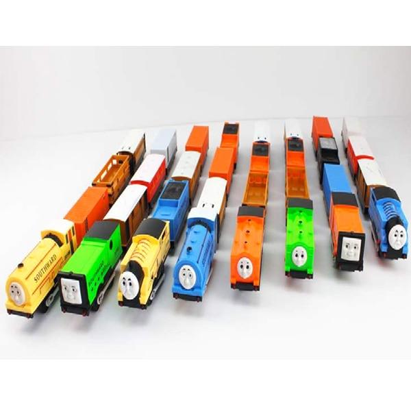 D556 Бесплатная доставка Томас скоростной поезд одноместный электрический TOMY, gm модель поезд гармония подарок на день рождения