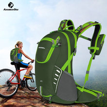 ANMEILU Bicycle Bags Men Women 20L Waterproof Camping Cycling Backpack MTB Road Bike Bag Rucksack Eastpack Knapsack Accessories