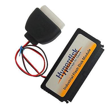 2GB/4GB/8GB/16GB/32GB/64GB IDE 40-Pin DOM SSD HyperDisk DOM SSD Disk On Module Industrial IDE Flash Memory 40 Pins MLC