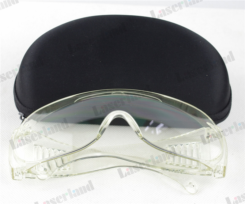 EP-CO2 Protection Laser Goggles Safety Glasses eyewear for 10600nm CO2 OD5 цены онлайн