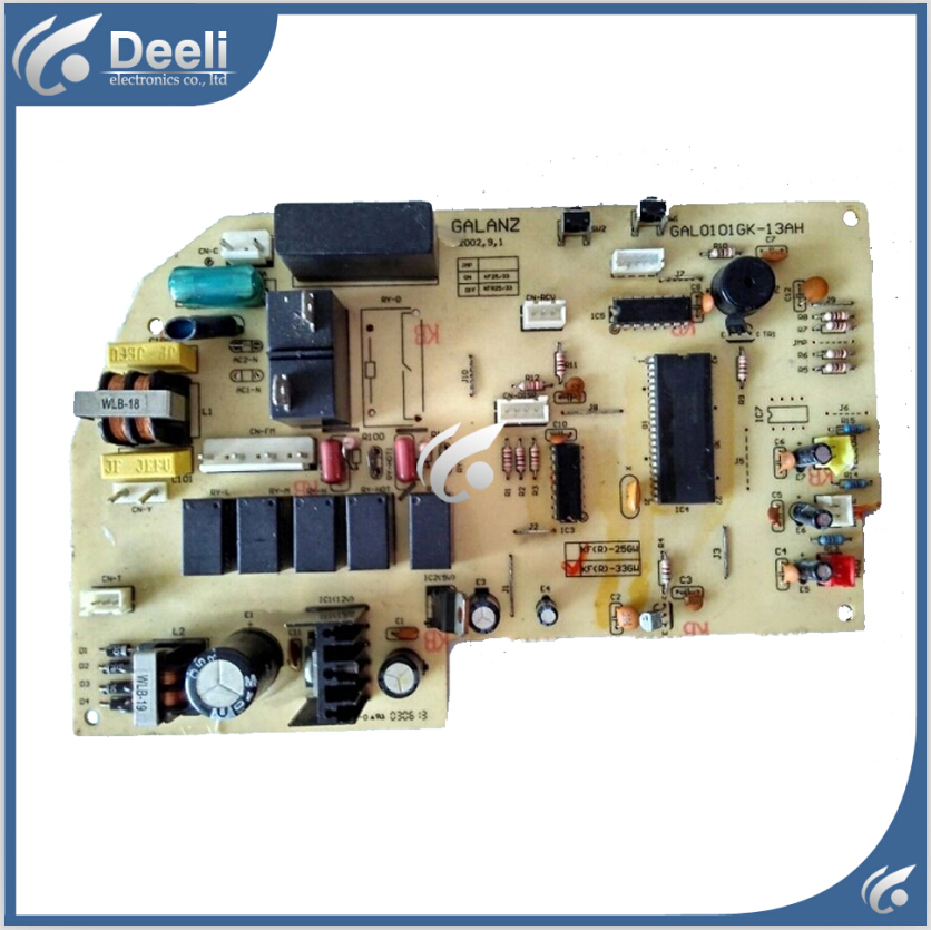 ФОТО 95% new good working for air conditioning computer board  KFR-33GW GAL0101GK-13AH PC control board on sale