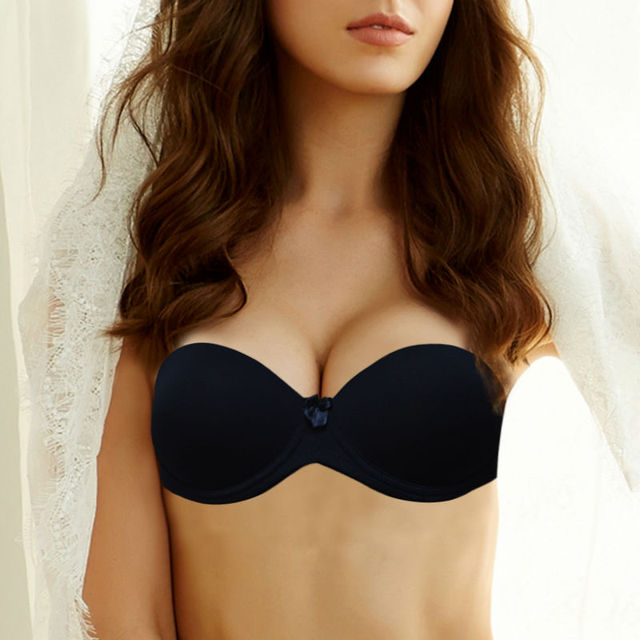 Vogue's Secret Women's Strapless Bra