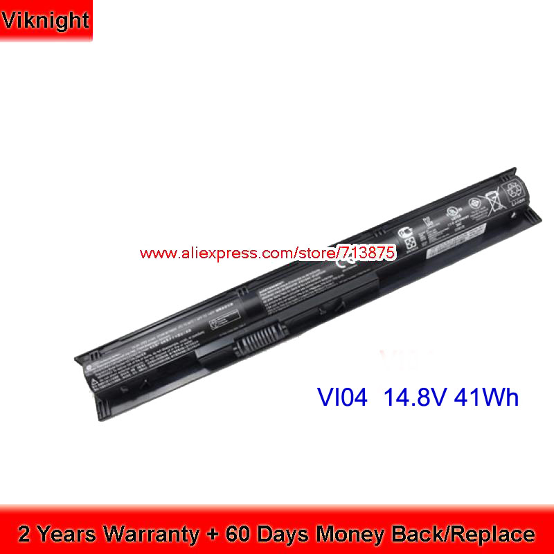 Original VI04 756743-001 Battery For HP Pavilion 15-P084no 17 Notebook PC HSTNN-DB6I HSTNN-DB6K HSTNN-LB6J TPN-Q141 TPN-Q142 free shipping for vland car styling head lamp for vw golf 7 headlights led drl led signal h7 d2h xenon beam