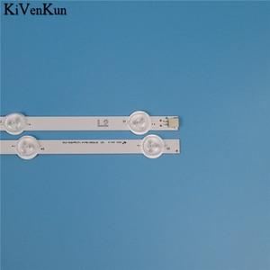 Image 4 - HD lamba LED arka ışık şeridi için 50LA6200 50LA6205 50LA6208 50LN5100 50LN5130 50LN5200  UA  UB bar... televizyon LED bantlar