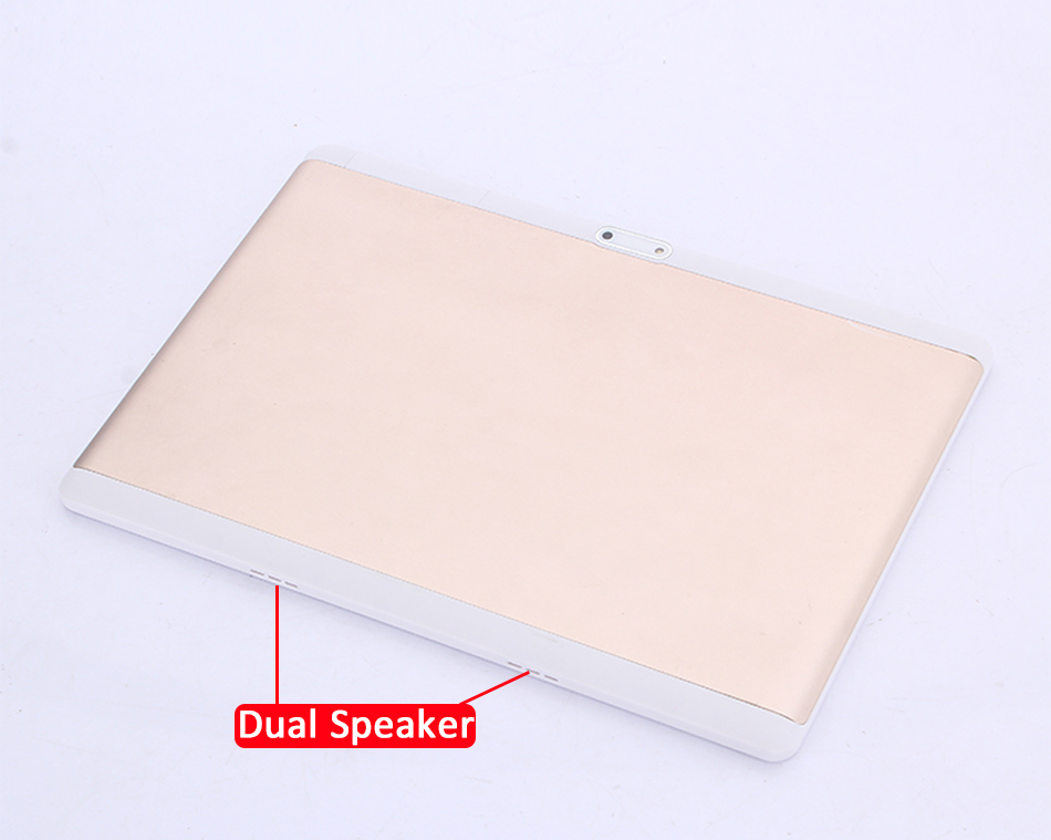 2017 Newest DHL Free 10.1 inch Tablet PC 4G LTE Octa Core 2GB RAM 32GB ROM Android 7.0 IPS GPS 5.0MP WCDMA 3G Tablet +Gifts